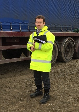 Wiser Environment new recruit Graeme Outridge