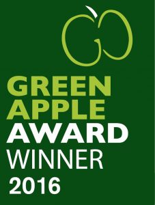 Wiser Recycling's Green Apple Award 2016