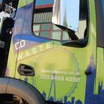 CD Waste vehicle