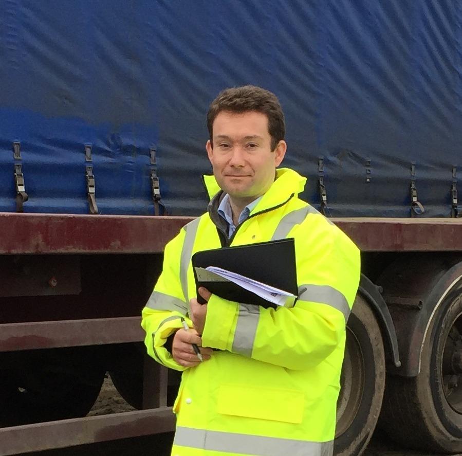 Wiser Enviornment Senior Environmental Consultant Graeme Outridge
