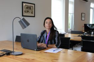 Wiser Environment Environmental Consultant Joana Santos in Vietnam