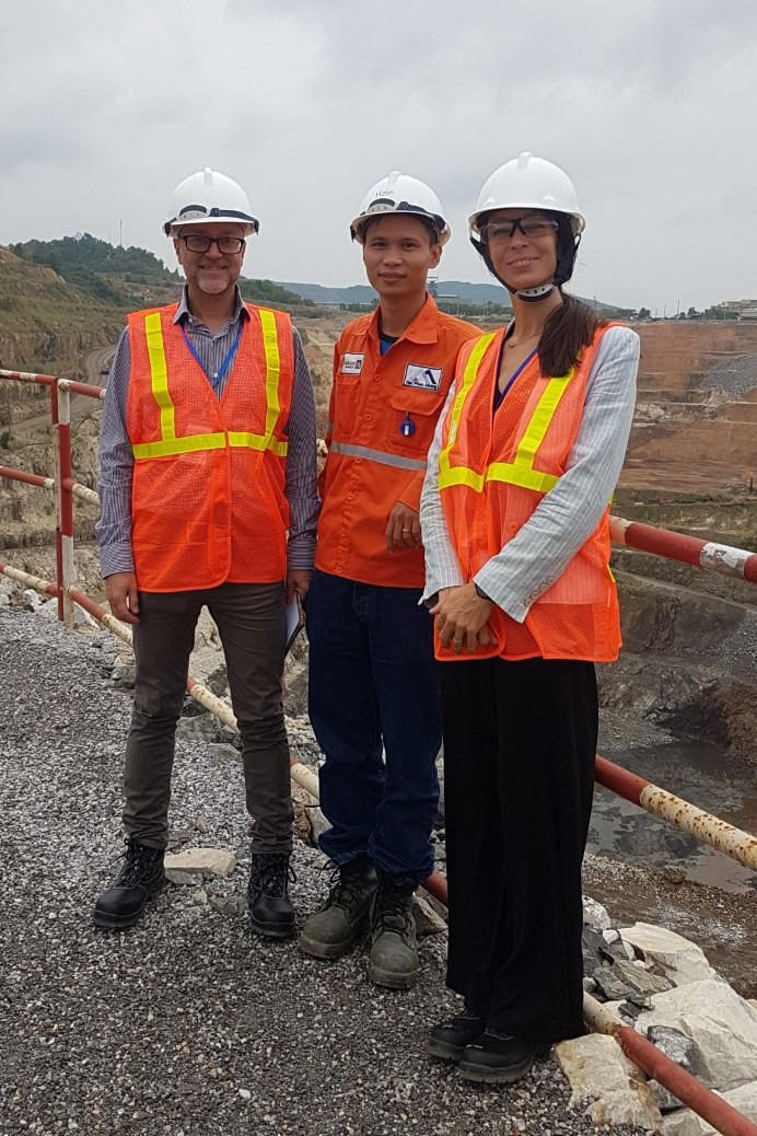 Wiser Environment Meeting with Vietnam Industry